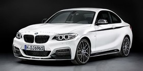 BMW Serie 2 y BMW X5, con M Performance Pack