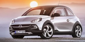Opel Adam Rocks: crossover urbano