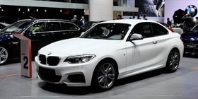 BMW Serie 2 Coupé, disponible desde 29.900 euros