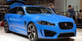 Jaguar XFR-S Sportbrake, el familiar más radical