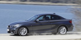 BMW Serie 2 Coupé: lo conducimos