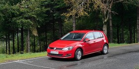 Prueba: Volkswagen Golf 1.6 TDi Bluemotion 110 CV