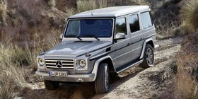 Mercedes Clase G: cambios radicales