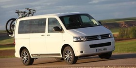 Volkswagen Multivan Outdoor Edition: 4×4