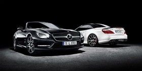 Mercedes SL 63 y 65 AMG 2LOOK Edition: aún más exclusivos