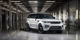 El Range Rover Sport Stealth Pack, en el Goodwood Festival of Speed 2014