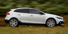 Al volante: Volvo V40 Cross Country