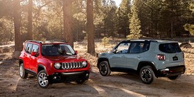 Jeep Renegade Opening Edition 2015, desde 22.000 €
