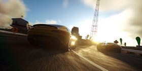 Mercedes AMG GT para Driveclub de Play Station