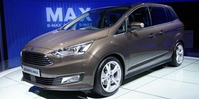 Ford C-Max y Grand C-Max 2015