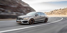 Mercedes CLA Shooting Brake, un familiar diferente