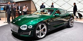 El Bentley EXP 10 Speed 6 Concept en Ginebra 2015