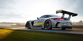El Mercedes AMG GT3 estará listo a final de 2015