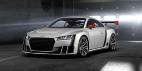 Audi TT Clubsport Turbo, ¡con 600 CV!