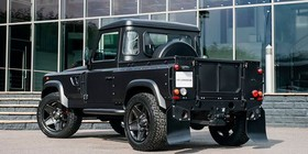 Aston Martin Vengeance y Land Rover Defender Fury de Kahn Design