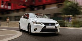 El Lexus CT 200h Sport Edition, ya disponible