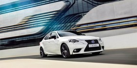 Lexus lanza su IS 300h Sport Edition