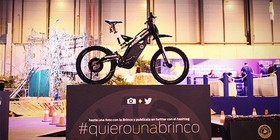 La Bultaco Brinco se alía con la saga Uncharted en la Madrid Games Week