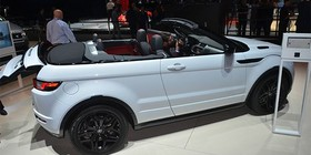 Land Rover Evoque Convertible: 'An englishman in L.A.'