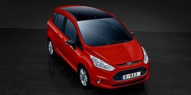 Nuevo Ford B-Max Colour Edition