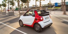 Ya disponible el Smart ForTwo cabrio desde 16.915 €