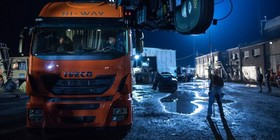 Iveco, protagonista en la película 'Batman vs Superman'