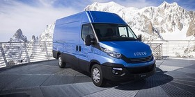 Nueva Iveco Daily Euro 6 con sistema Daily Business Up