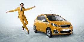 Peugeot 108 Collection, nueva serie especial