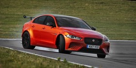 SV Project 8, un radical Jaguar XE de 600 CV
