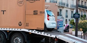 Amazon quiere vender coches 'online' en Europa