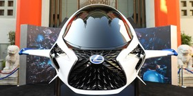 Lexus, presente en Hollywood