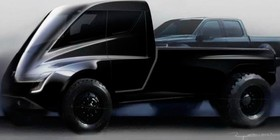 ¿Una pick-up de Tesla? ¡Ya está confirmada!