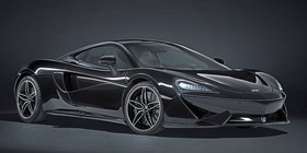 Nueva serie limitada del McLaren 570GT Black Collection 2018