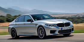 BMW M5 Competition: cuando 600 CV no son suficientes…