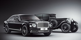 Bentley Mulsanne W.O. Edition by Mulliner: el Bentley del centenario