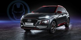 Hyundai Kona Iron Man Edition: férreamente invencible