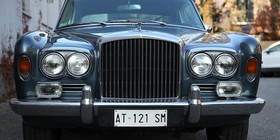 A subasta este Bentley Two Door Saloon MPW Mulliner Park Ward de 1969