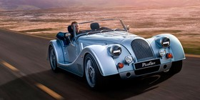 Morgan Plus Six: el mito británico estará en Goodwood