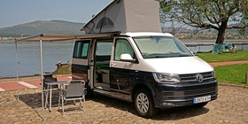 Prueba de la VW California Beach 2019
