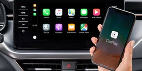 Apple CarPlay y Android Auto sin cables: Skoda estrena tecnología inalámbrica