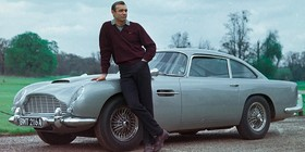 Aston Martin producirá 28 DB5 con «especificaciones a lo James Bond»