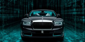 ¿Qué esconde este Rolls-Royce Wraith Kryptos?