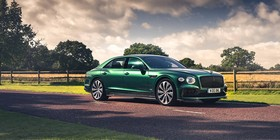 Bentley Flying Spur Styling Specification: algo especiado
