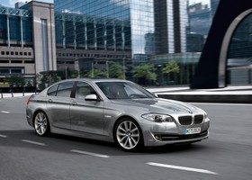 BMW 530d xDrive Connected Drive.
