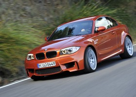 BMW Serie 1 M Coupe.