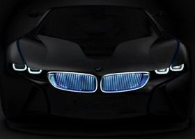 BMW Vision EfficientDynamics frontal