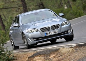 BMW ActiveHybrid5