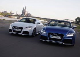 Audi TT RS Plus Roadster y Coupé