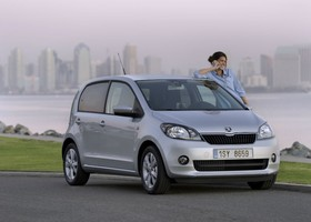 Skoda Citigo frontal