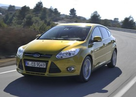 Ford Focus EcoBoost berlina
